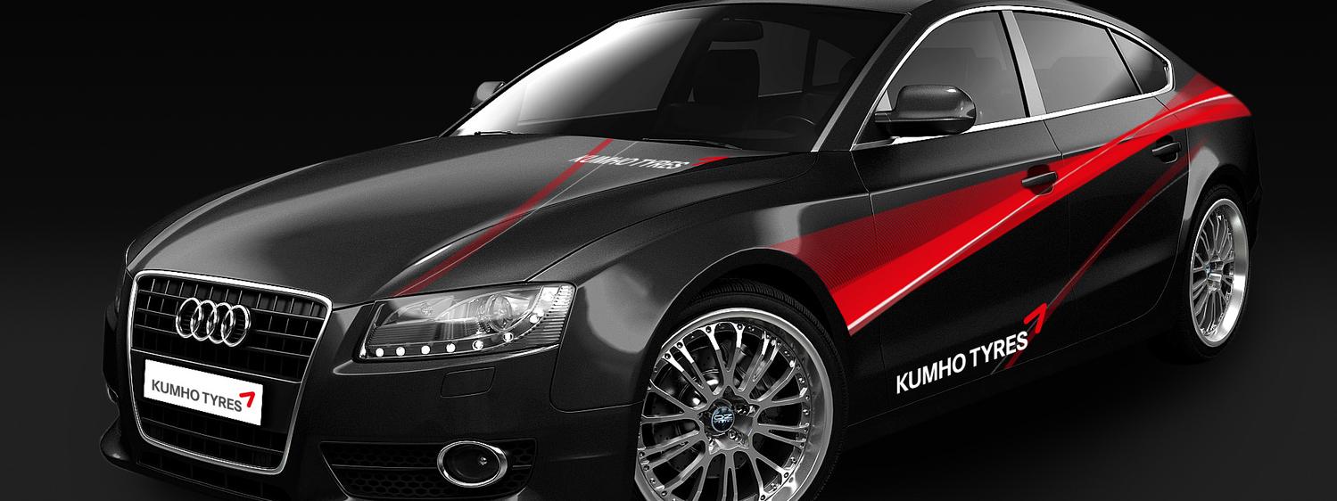 KUMHO TYRE Audi