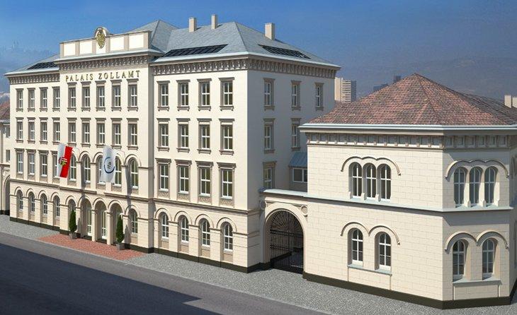 Unser neues Büro in der Zollamtstraße 7