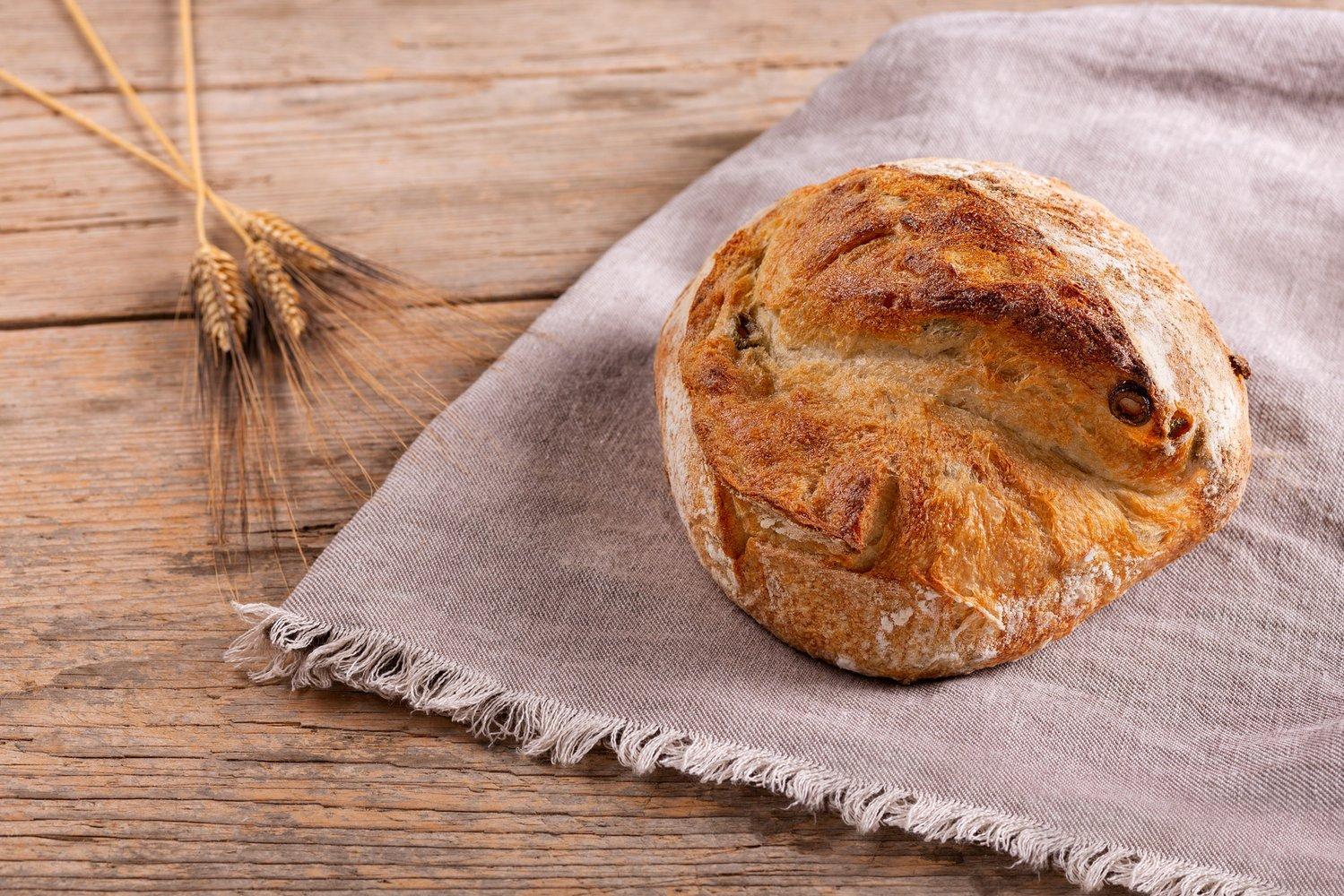 Foodfotografie - Brot, Gebäck