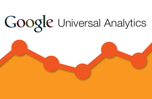 Logo von Google Universal Analytics