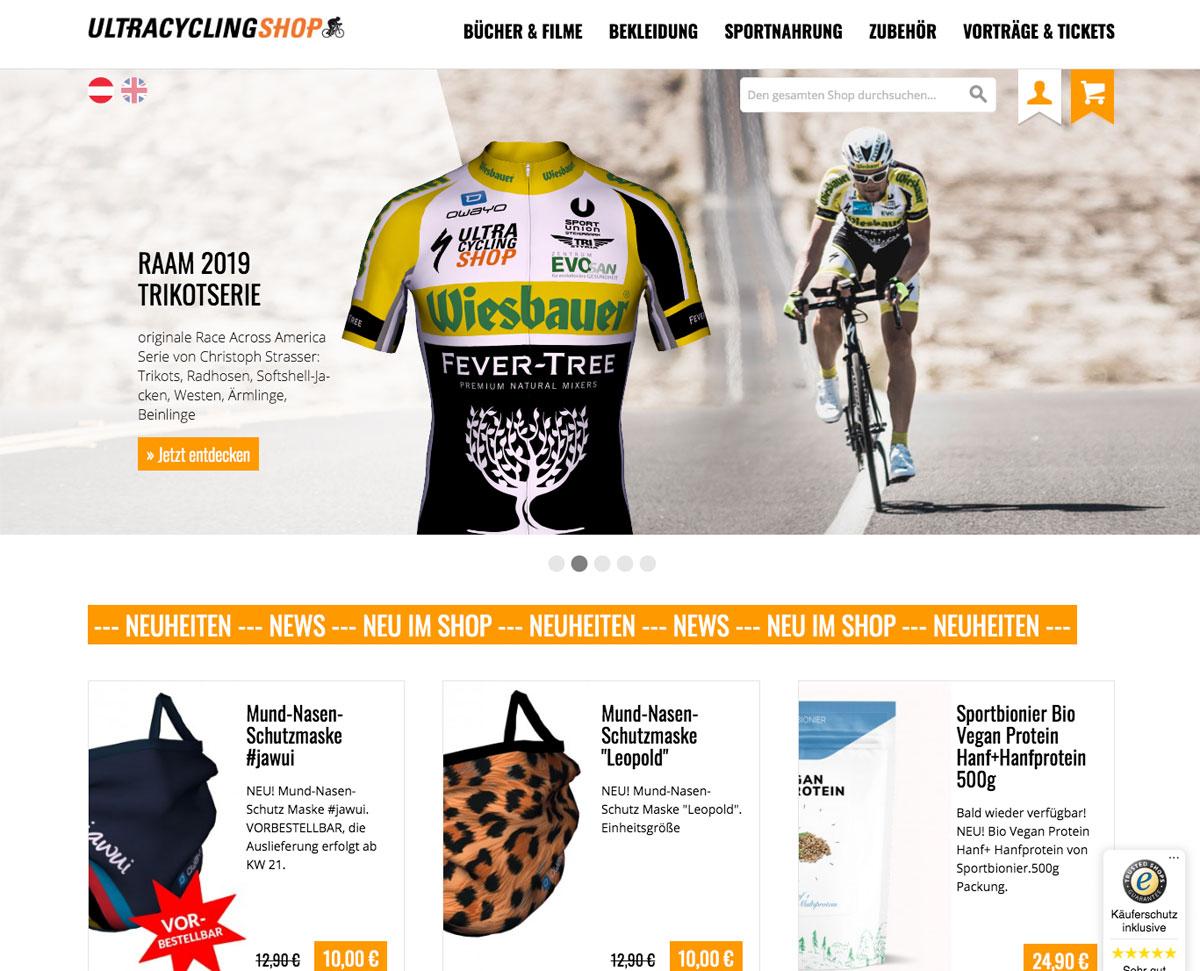 ultracyclingshop Homepage