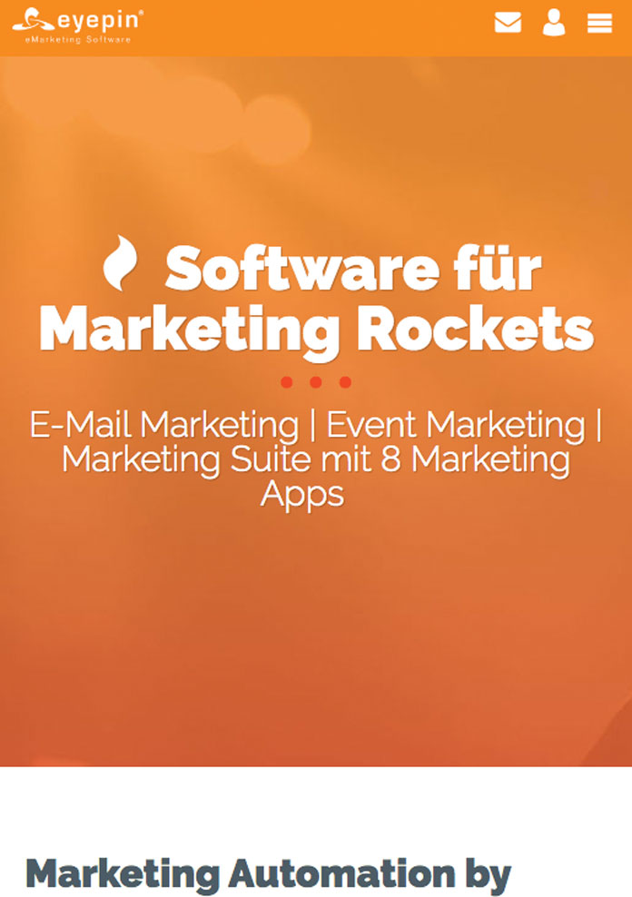 Eyepin Marketing Rockets