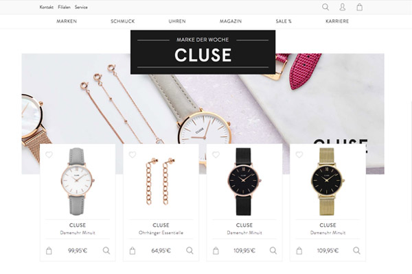 chiliSCHARF erstellt Ihren Onlineshop